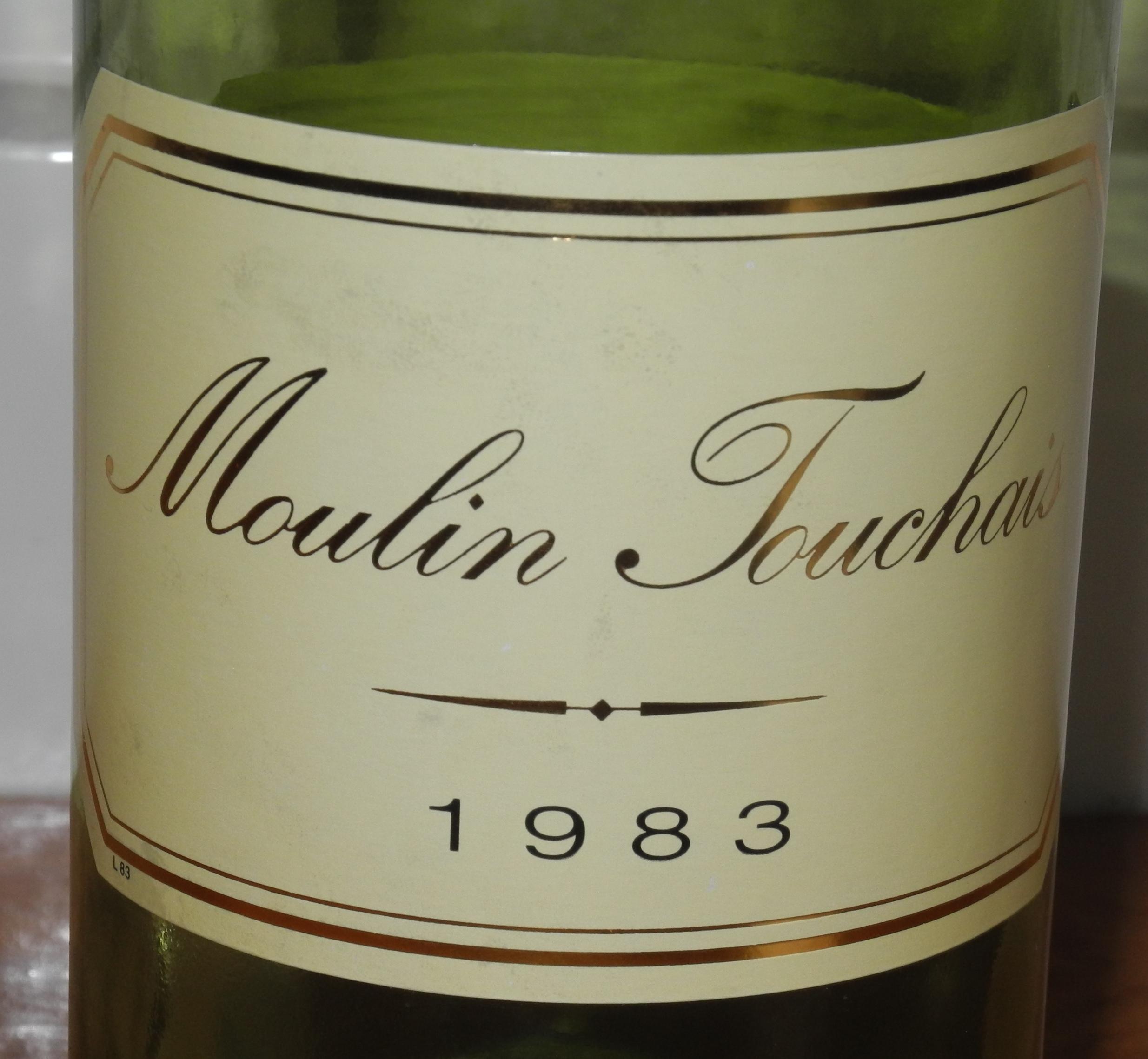 Moulin Touchais 1983