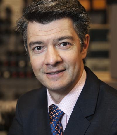 Philippe Guigal förespråkar saignéemetoden för rosévin.