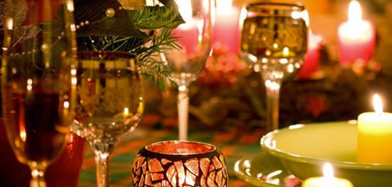 vin till julmat