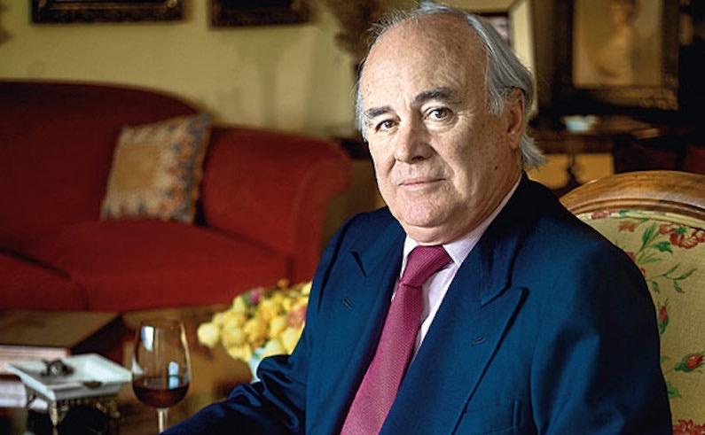 Paco Hurtado de Amézaga populariserade verdejovinet i Rueda och är fortfarande ansvarig för Marqués de Riscals viner i Rioja