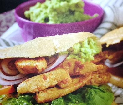 paleo-kycklingfajitas-med-guacamole