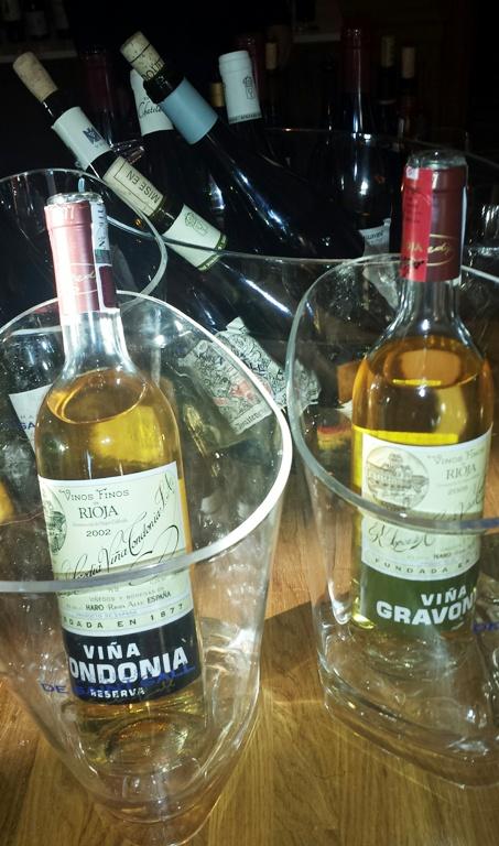 Viña Tondonias viner är unika i vinvärlden!