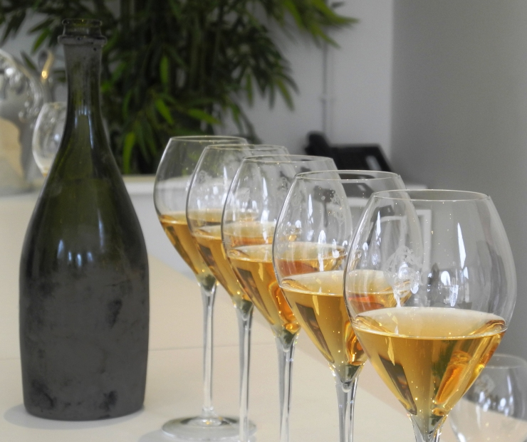 gosset-champagne-utan-filter-vintage-1985