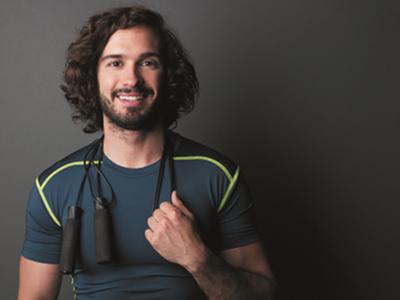 Joe Wicks tipsar om lättlagad mat och effektiv träning.