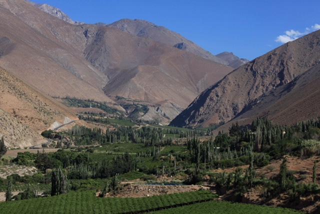 Valle-de-Elqui-Coquimbo-Chile