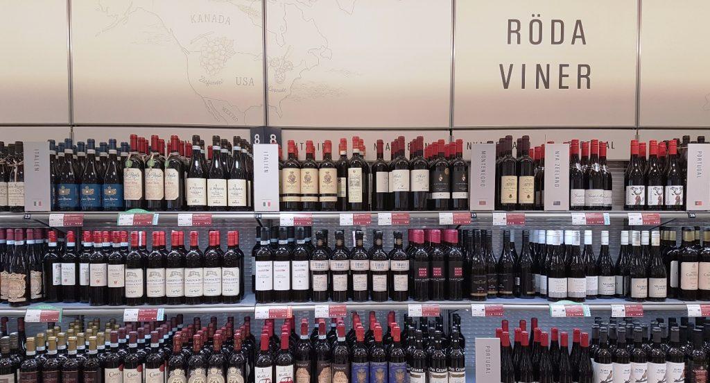 14 röda viner under 100 kronor
