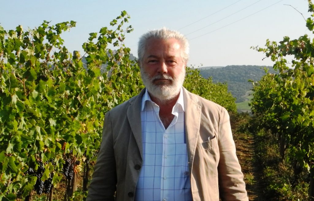 Ägare och VD Col d'Orcia Brunello di Montalcino, Fransceco Marone Cinzano