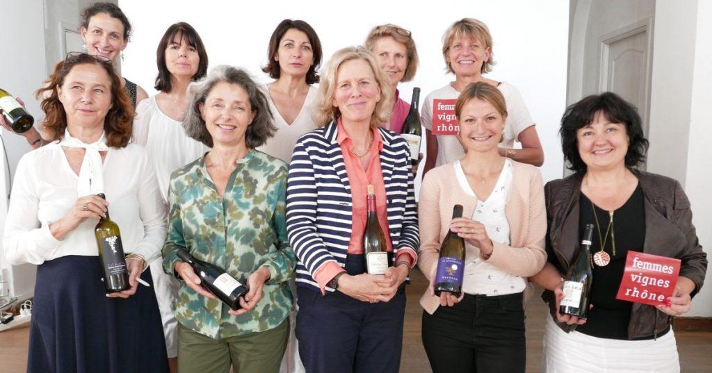 femmes-vignes-rhone-vinbanken