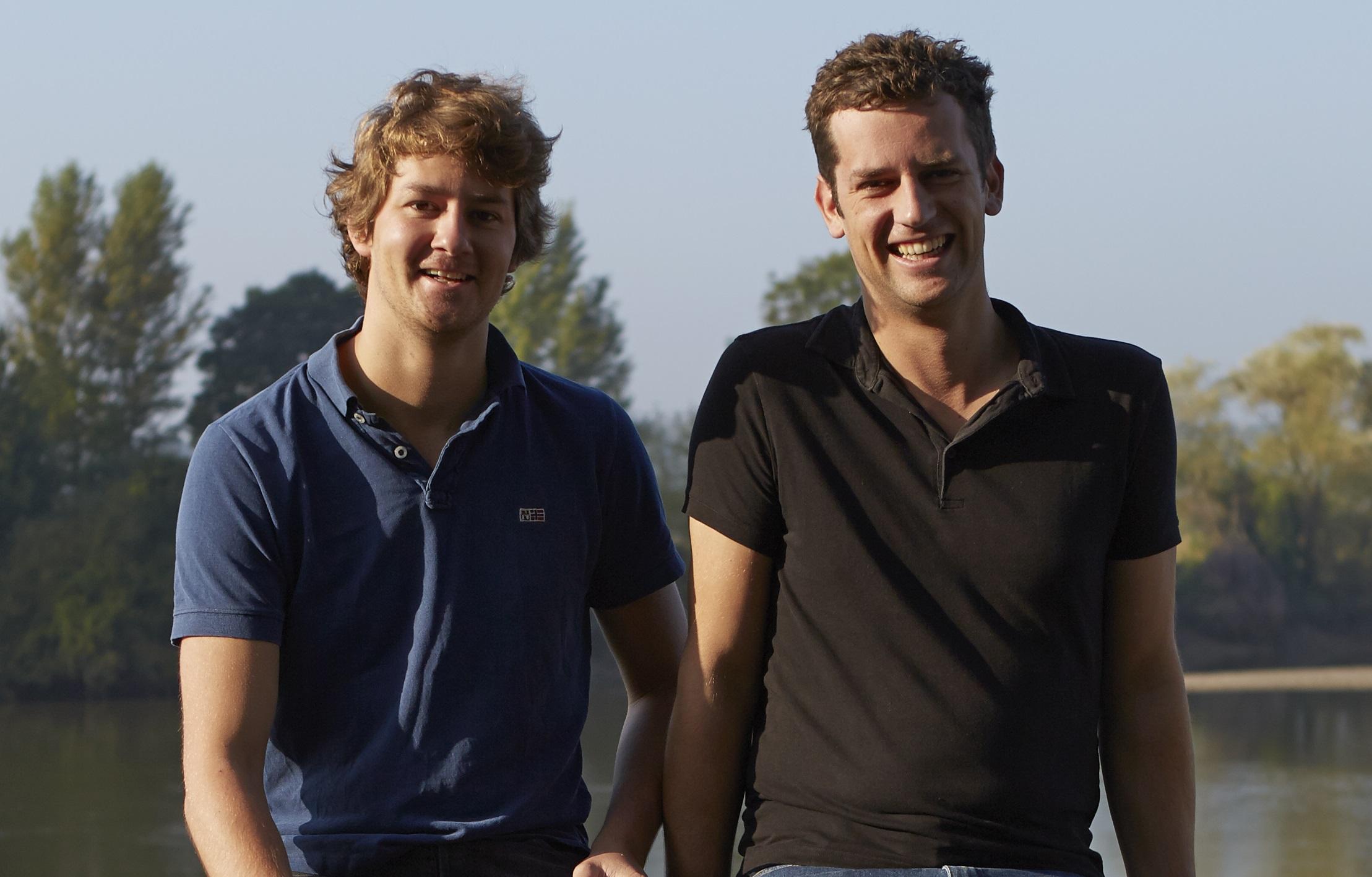 Paul-Arthur and Thibault Bardet