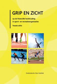 Cover Grip en zicht op de financiele huishouding in sport- en recreatieorganisaties
