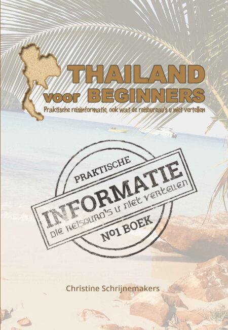 Cover Thailand voor Beginners
