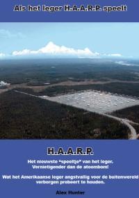 Cover als het leger de H.A.A.R.P speelt