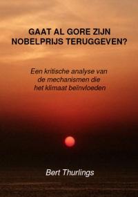 Cover Gaat Al Gore zijn Nobelprijs teruggeven?