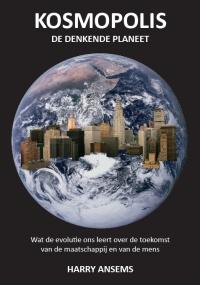 Cover Kosmopolis, De denkende planeet.