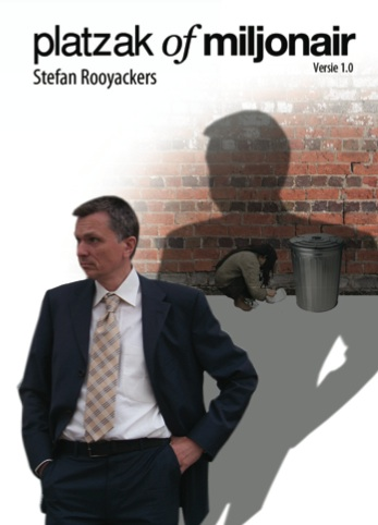 Boek cover Platzak Of Miljonair