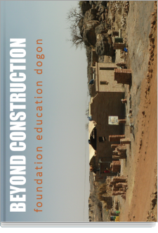 Cover Beyond Constructing - Foundation Education Dogon