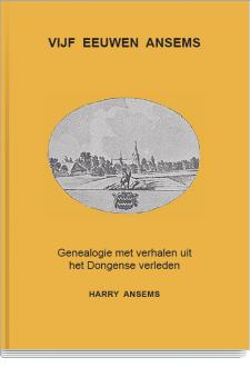 Cover Vijf eeuwen Ansems