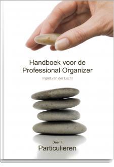 Cover Handboek voor de Professional Organizer