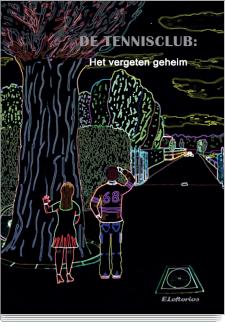 Cover DE TENNISCLUB: Het vergeten geheim