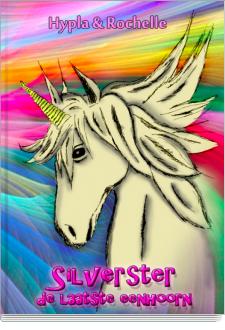 Cover Silverster ~ De Laatste Eenhoorn
