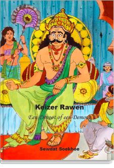 Cover Rawen, een Devoot of een Demon