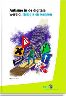 Cover Autisme in een digiwereld voor ouders