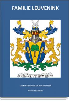 Cover Familiegeschiedenis Leuvenink