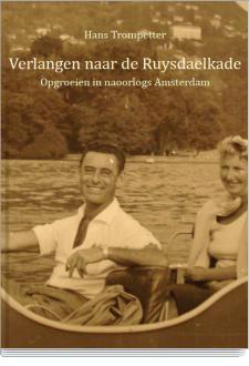 Cover Verlangen naar de Ruysdaelkade