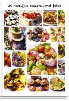 Cover 30 Geweldige recepten