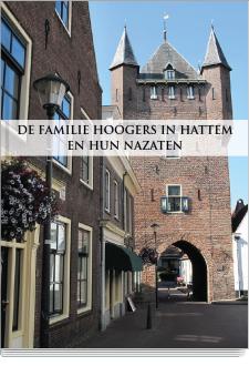 Cover DE FAMILIE HOOGERS IN HATTEM EN HUN NAZATEN