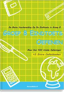 Cover Cito-toets Oefenen inclusief 3 oefenboeken