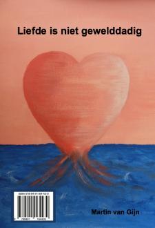 Cover Liefde is niet geweldadig