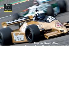 Cover Historic Grand Prix Cars 1977-1983
