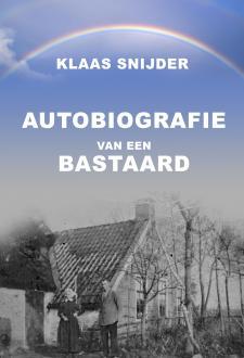 Cover AUTOBIOGRAFIE VAN EEN BASTAARD