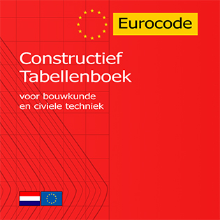 Cover Constructief Tabellenboek Eurocode Deluxe / Druk 2