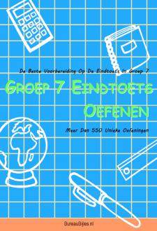 Cover Eindtoets Groep 7 Oefenen