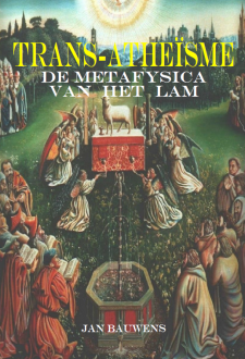 Cover Trans-atheïsme. De metafysica van het Lam