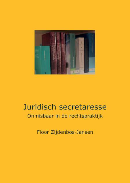 Cover Juridisch secretaresse