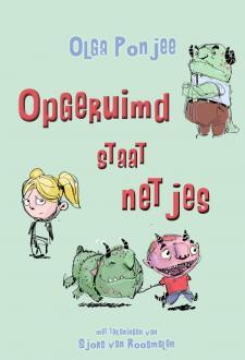 Ebook pdf opgeruimd staat netjes geschreven door olga for Boek opgeruimd