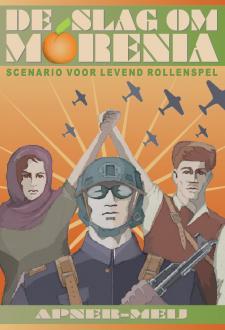 Cover De slag om Mõrenia