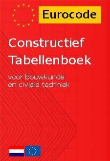 Cover Constructief Tabellenboek Eurocode / Druk 2