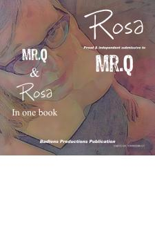 Cover Sub Rosa & Mr.Q