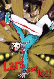 Cover Lars gaat los!