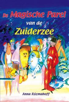 Cover De Magische Parel van de Zuiderzee