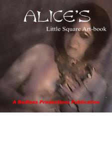 Cover Alice Square Art-book