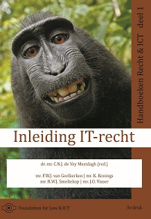Cover Inleiding IT-recht
