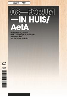 Cover 08-FORUM - Maart 2015 NL