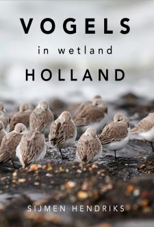 Cover Vogels in wetland Holland