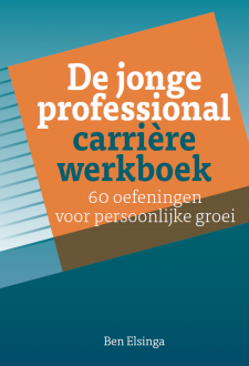 Cover De Jonge Professional carriere werkboek