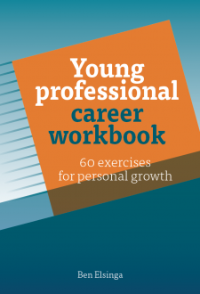 Cover Young Professional career workbook